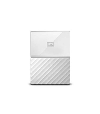 WD WDBYNN0010BWT 1TB PASSPORT PORTABLE 2.5 EXT - WHITE