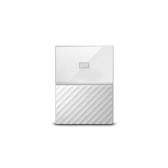 WD WDBYNN0010BWT 1TB PASSPORT PORTABLE 2.5 EXT - WHITE