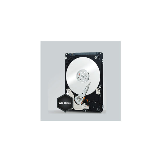 WESTERN DIGITAL 500 GB LPLX BLACK 7200 RPM NB HDD