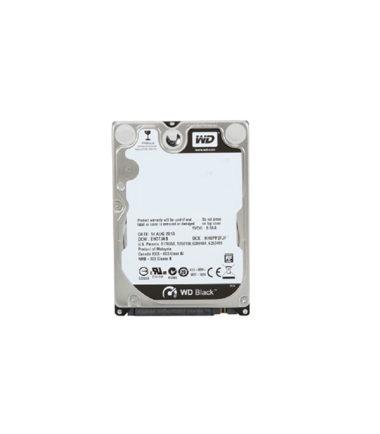 WESTERN DIGITAL 750GB BPKX BLACK 7200 RPM NB HDD