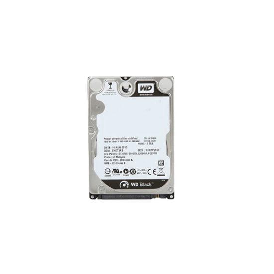 WESTERN DIGITAL 750GB BPKX BLACK 7200 RPM NB HDD