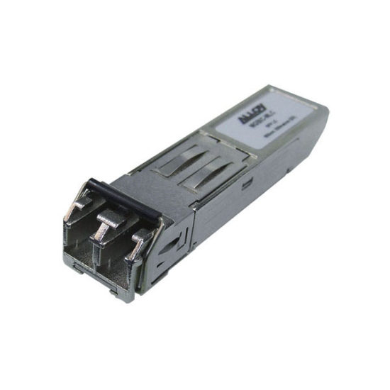 Industrial Multimode SFP Module 1000Base-SX, 850nm, 550m, -40° to 85° C