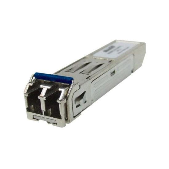 Industrial Single Mode SFP Module 1000Base-ZX, 1550nm, 120Km, -40° to 85° C