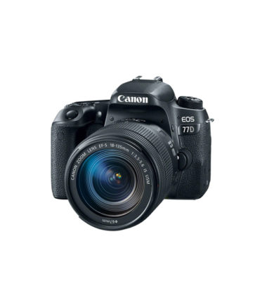 Canon EOS 77D Kit (18-135mm Nano)