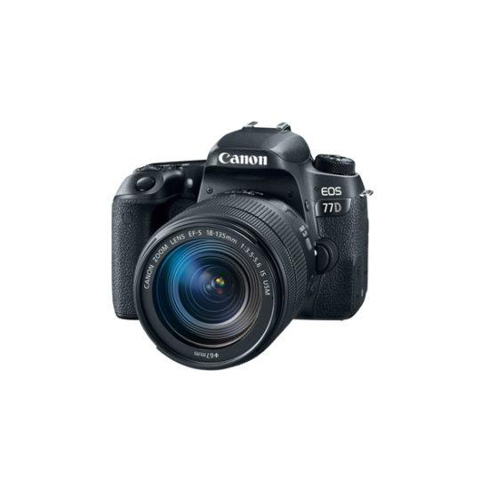 Canon EOS 77D Kit (18-135mm Nano)