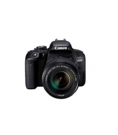 Canon EOS 800D Kit with 18-135mm STM Lens