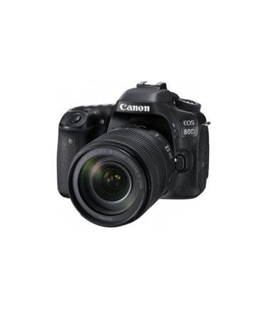 Canon EOS 80D Kit (18-135mm IS Nanon USM)