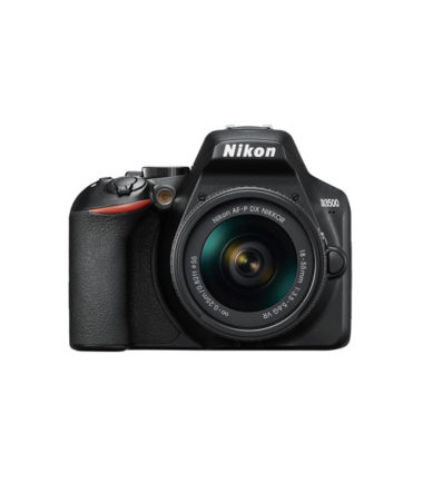 Nikon D3500 Kit (AF-P 18-55mm VR) Black