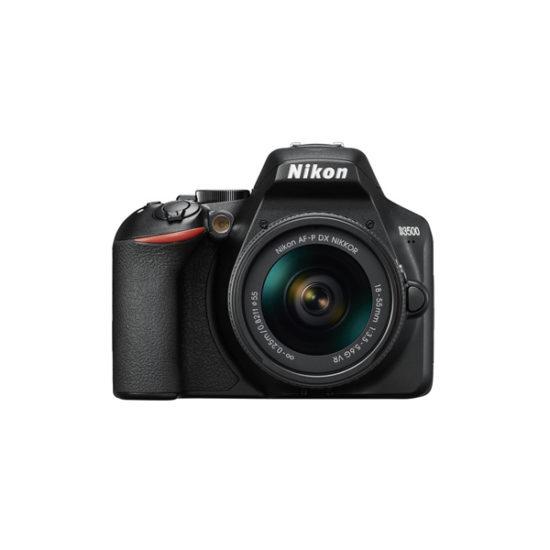 Nikon D3500 Kit (AF-P 18-55mm VR) Black