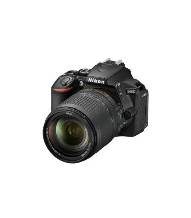 Nikon D5600 Kit (AF-S 18-140mm VR) Black