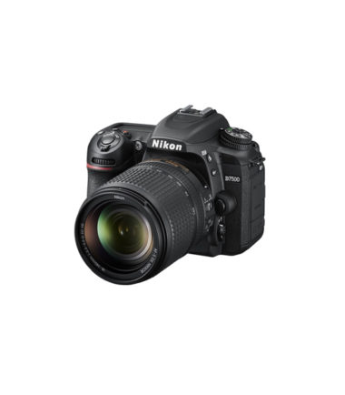 Nikon D7500 Kit with 18-105mm (Black)