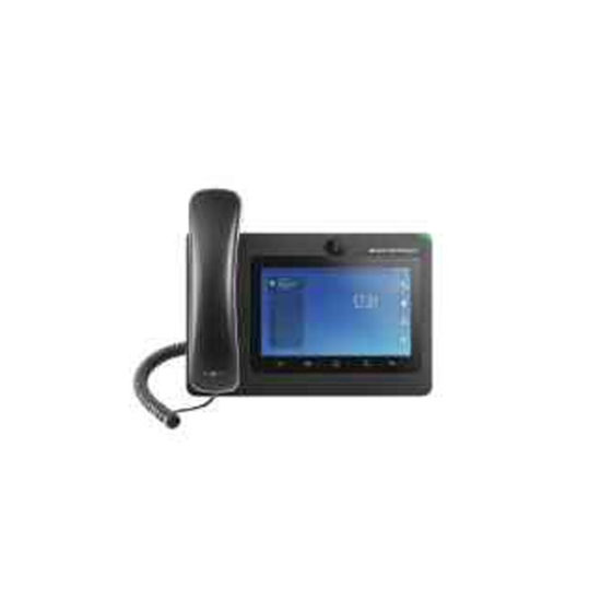 Android based Video IP Phone 7'' (1024x600) touch screen, Android V7, PoE, WiFi, BT
