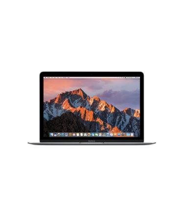 Apple 12MacBook gray