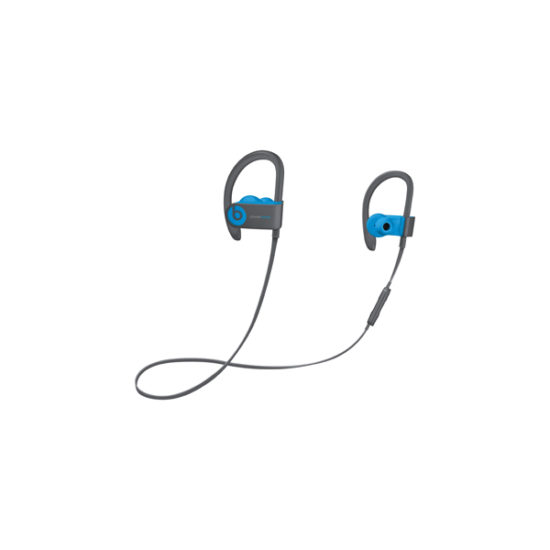 Beats Powerbeats 3 Wireless Headphone Flash Blue