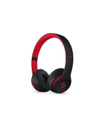 Beats Solo3 Wireless Headphones (Black Red)