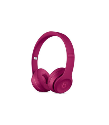 Beats Solo3 Wireless Headphones (Brick Red)
