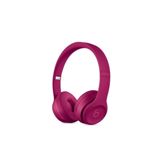 Beats Solo3 Wireless Headphones (Brick Red)