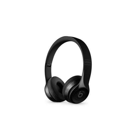 Beats Solo3 Wireless Headphones (Glossy Black)