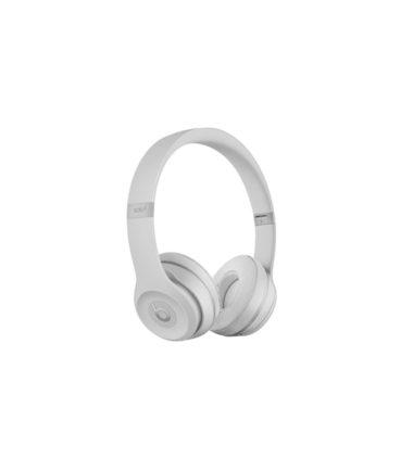 Beats Solo3 Wireless Headphones (Matte Silver)