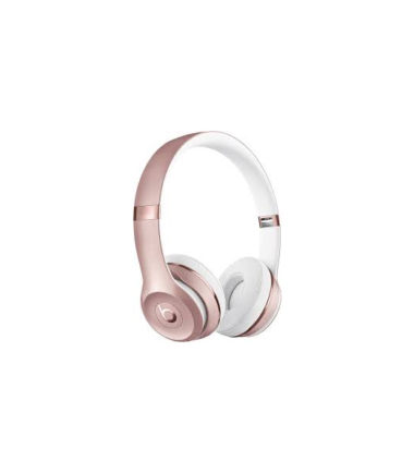 Beats Solo3 Wireless Headphones (Rose Gold)