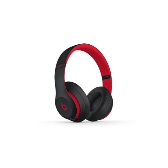 Beats Studio 3 Wireless Over-ear Headphone Black Red