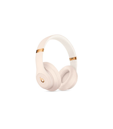 Beats Studio 3 Wireless Over-ear Headphone Porcelain Rose