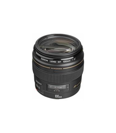 Canon EF 100mm f2.0 USM Lens