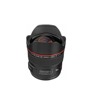 Canon EF 14mm f2.8 L USM Lens
