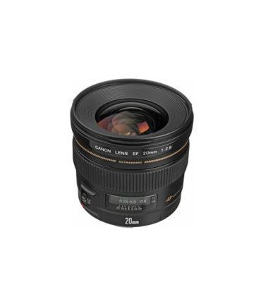 Canon EF 20mm f2