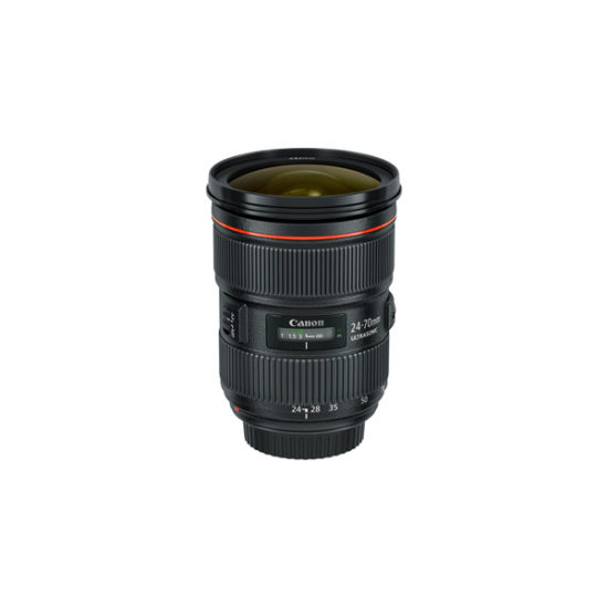 Canon EF 24-70mm f4L IS USM (Retail Box)