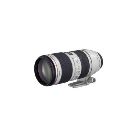 Canon EF 70-200mm f2.8 L IS II USM Lens