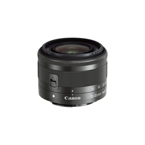 Canon EF-M 15-45mm F3.5-6.3 IS STM Black (bulk)