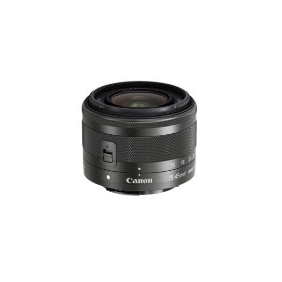 Canon EF-M 15-45mm f3.5-6