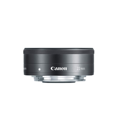 Canon EF-M 22mm f2 STM Black (Bulk Pack)