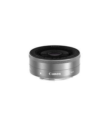 Canon EF-M 22mm f2 STM Silver (Bulk Pack)