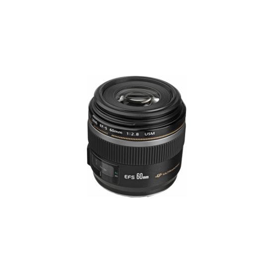 Canon EF-S 60mm f2.8Macro USM Lens