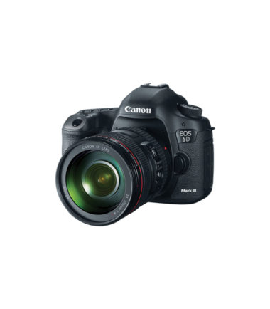 Canon EOS 5D Mark III Kit (24-105mm) (Multi Language)