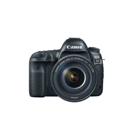 Canon EOS 5D Mark IV Kit with 24-105mm f_4L II (Multi Language)