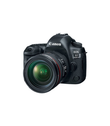 Canon EOS 5D Mark IV Kit with 24-70mm (Multi Language)