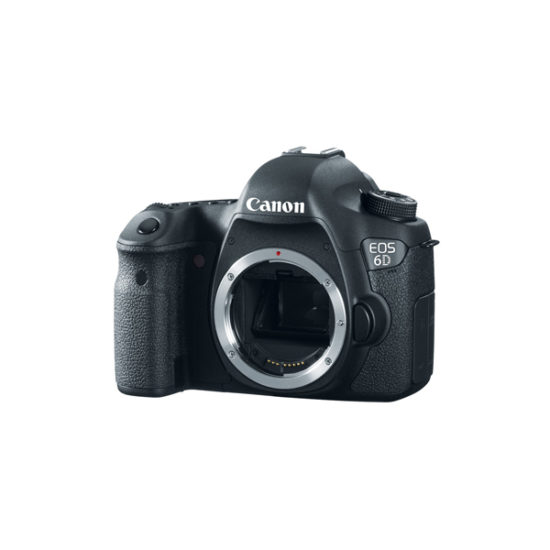 Canon EOS 6D Body WG (Multi Language)