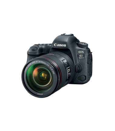 Canon EOS 6D Mark II Kit (24-105mm f4L IS II USM Lens) (Multi Language)