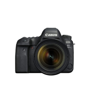 Canon EOS 6D Mark II Kit (24-70mm f4L IS II USM Lens) (Multi Language)