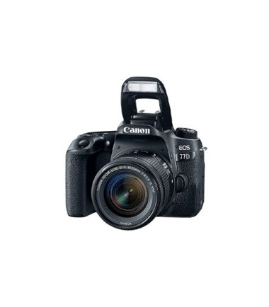 Canon EOS 77D Kit (18-55mm STM)