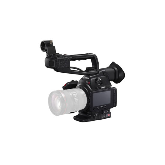 Canon EOS C100 MK II Camera body (EF Mount)