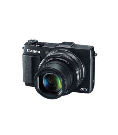 Canon PowerShot G1X Mark III Black