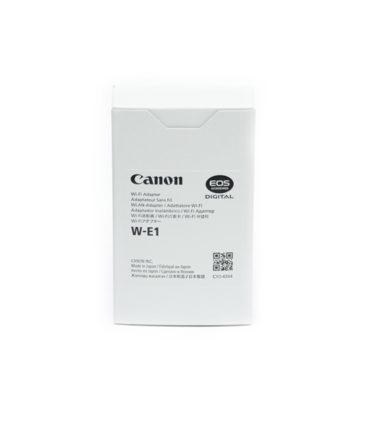 Canon W-E1 WiFi Adapter (White Box)
