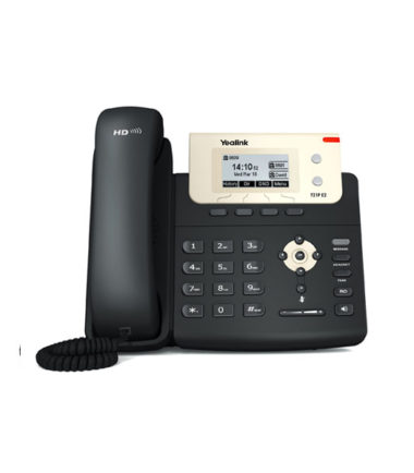 Enterprise HD IP Phone Entry-level IP Phone with 2 Lines