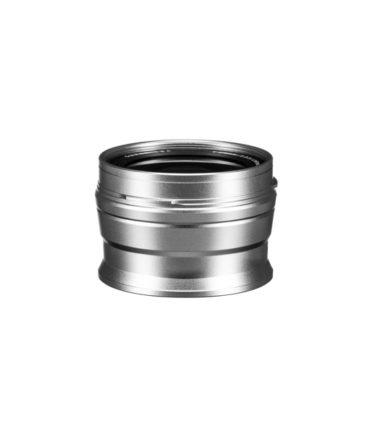 FUJIFILM WCL-X100 II Wide Conversion Lens (Silver)