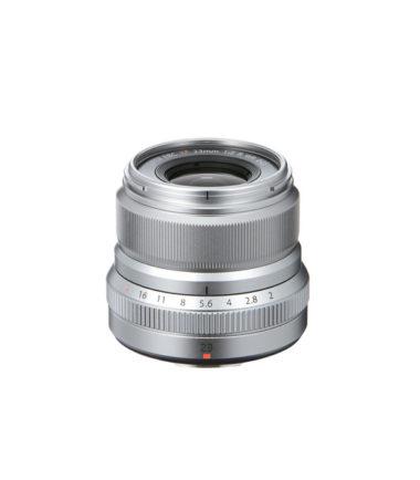 FUJIFILM XF 23mm f2 R WR Lens (Silver)