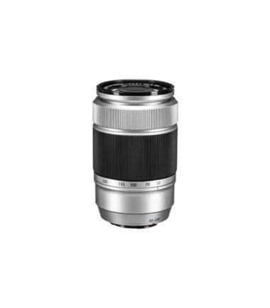 Fujifilm FUJINON XC 50-230mm f4.5-6.7 OIS II (Silver) - Retail Packing